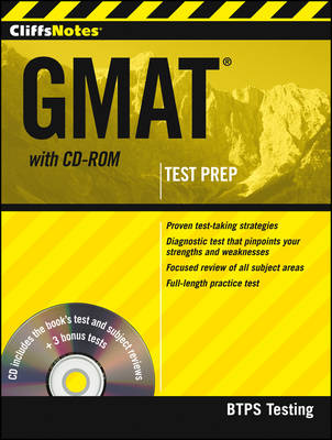 CliffsNotes GMAT