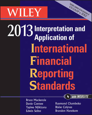 Wiley IFRS 2013: Interpretation and Application of International Financial Reporting Standards: 2013