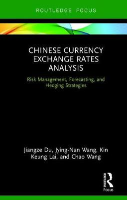 Chinese Currency Exchange Rates Analysis: Risk Management, Forecasting and Hedging Strategies