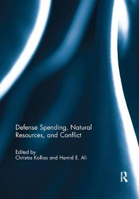 Defense Spending, Natural Resources, and Conflict