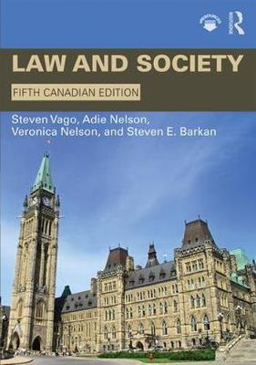 Law and Society: Canadian Edition