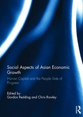 Social Aspects of Asian Economic Growth: Human capital and the people side of progress