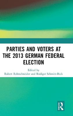 Parties and Voters at the 2013 German Federal Election
