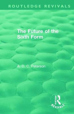 The Future of the Sixth Form