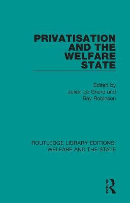 Privatisation and the Welfare State