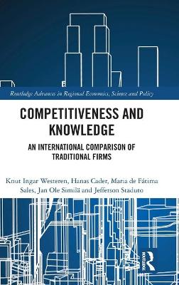 Competitiveness and Knowledge: An International Comparison of Traditional Firms