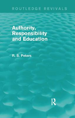 Authority, Responsibility and Education (REV) RPD