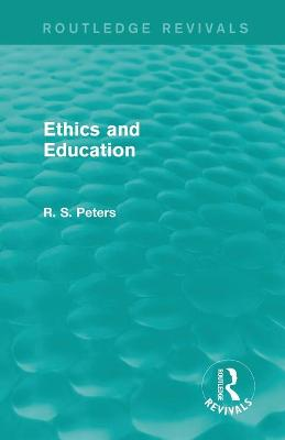 Ethics and Education (REV) RPD