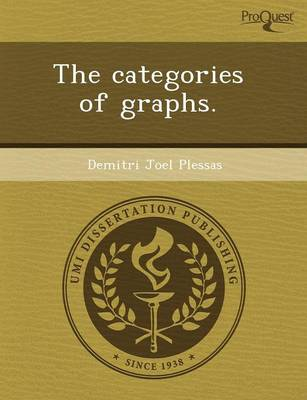 The Categories of Graphs