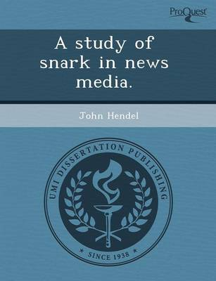 A Study of Snark in News Media