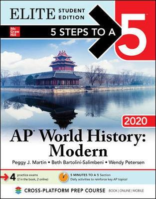 5 Steps to a 5: AP World History 2020 Elite Student Edition