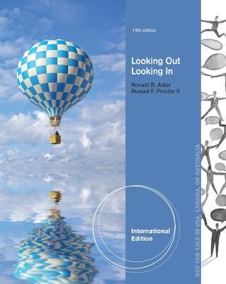 Looking Out, Looking In, International Edition