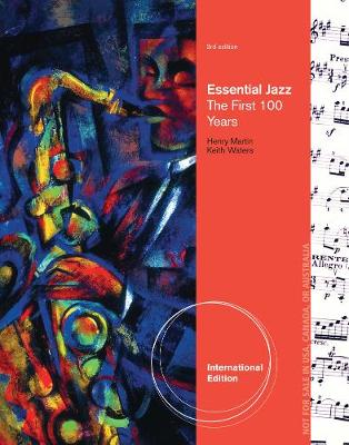 Essential Jazz, International Edition