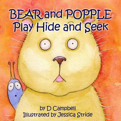 Bear and Popple Play Hide and Seek