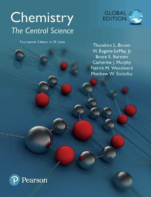 Chemistry: The Central Science plus Pearson Mastering Chemistry with Pearson eText, SI Edition