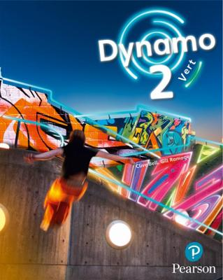 Dynamo 2 Vert Pupil Book (Key Stage 3 French)