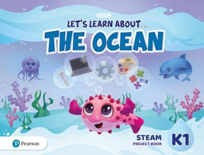 Let's Learn About the Ocean K1 STEAM Project Book