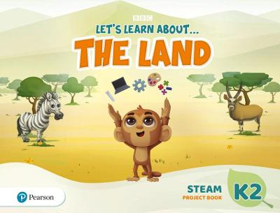 Let's Learn About the Land K2 STEAM Project Book