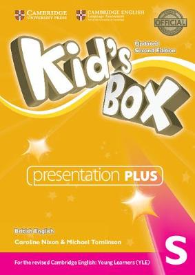 Kid's Box Starter Presentation Plus DVD-ROM British English