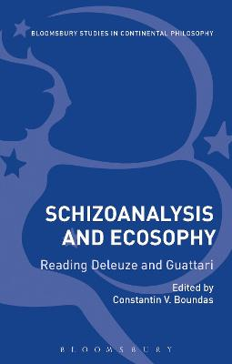 Schizoanalysis and Ecosophy: Reading Deleuze and Guattari