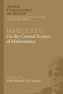 Iamblichus: On the General Science of Mathematics