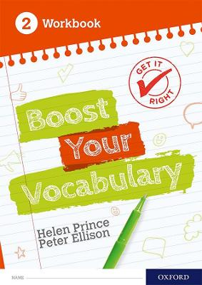 Get It Right: Boost Your Vocabulary Workbook 2