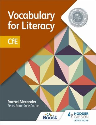 Vocabulary for Literacy: CfE