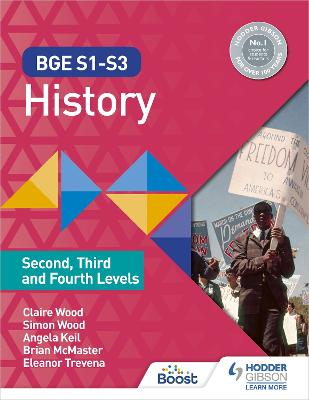 BGE S1-S3 History: Second, Third and Fourth Levels
