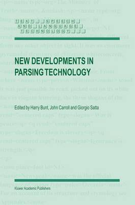 New Developments in Parsing Technology