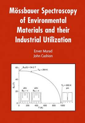Moessbauer Spectroscopy of Environmental Materials and Their Industrial Utilization