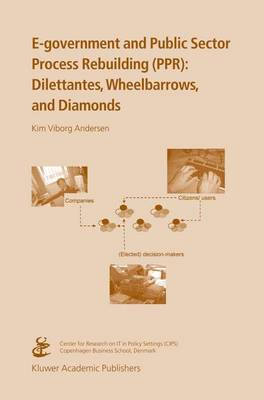 E-government and Public Sector Process Rebuilding: Dilettantes, Wheel Barrows, and Diamonds