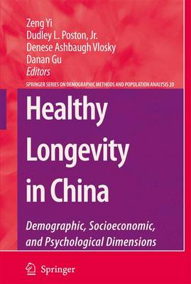 Healthy Longevity in China: Demographic, Socioeconomic, and Psychological Dimensions