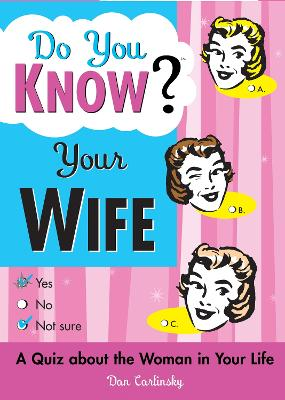 Do You Know Your Wife?