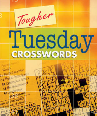 TOUGHER TUESDAY CROSSWORDS