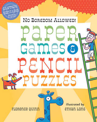 Paper Games and Pencil Puzzles