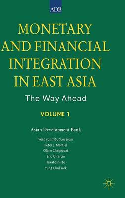 Monetary and Financial Integration in East Asia: The Way ahead: Vol 1