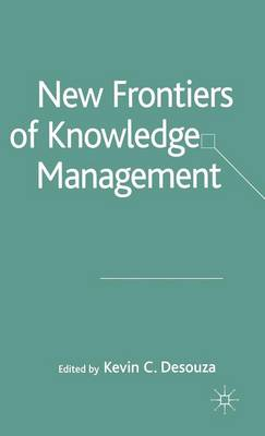 New Frontiers of Knowledge Management