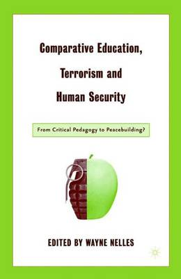 Comparative Education, Terrorism and Human Security: From Critical Pedagogy to Peacebuilding?
