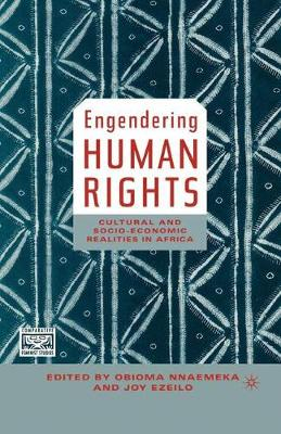 Engendering Human Rights: Cultural and Socio-Economic Realities in Africa