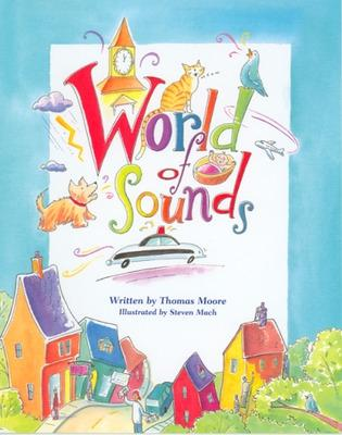 My World of Sounds Little Book 6-Pack - English