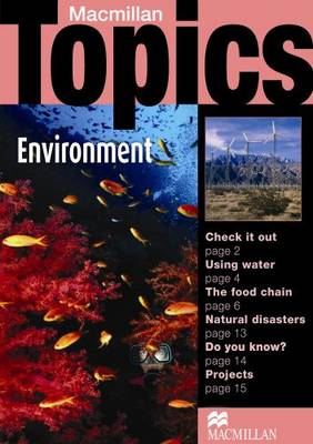 Macmillan Topics Environment Elementary Reader