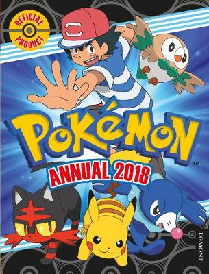 The Official Pokemon Annual 2018