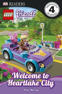LEGO (R) Friends: Welcome to Heartlake City: DK Reader Level 4