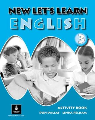 New Let's Learn English Activity Book 3