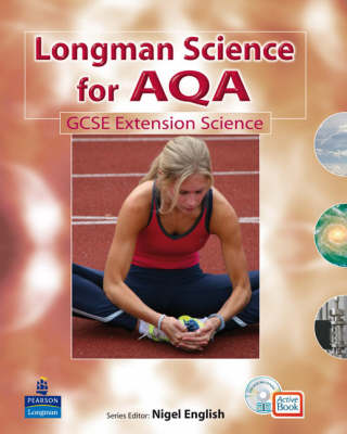 Longman Science for AQA: Separate Science Students' Book with ActiveBook with CDROM