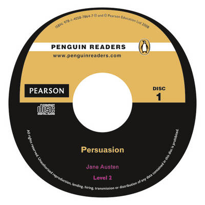 PLPR2:Persuasion Bk/CD Pack