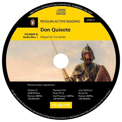PLAR2:Don Quixote Book and CD-ROM Pack