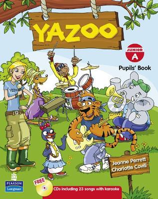 Yazoo Greece Junior A Pupil's Book and CD Pack