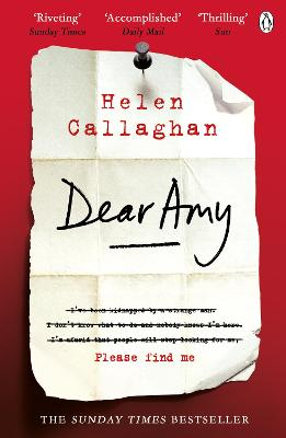 Dear Amy: The Sunday Times Bestselling Psychological Thriller