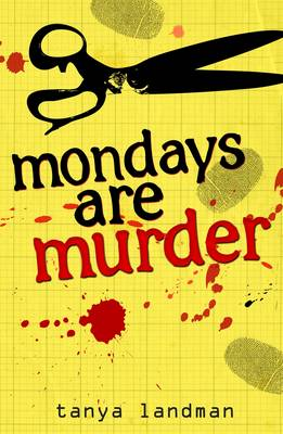 Mondays Are Murder: Poppy Field's Bk 1